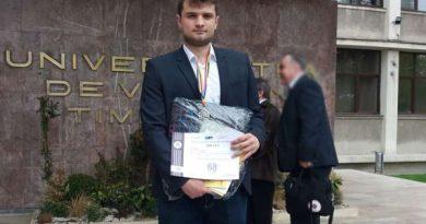 Cu origini din Tîrnăveni, Bogdan Blaga premiat la Olimpiada Naţională de Lingvistică