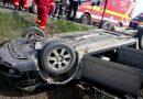 Accident cu 4 victime la Vidrasău