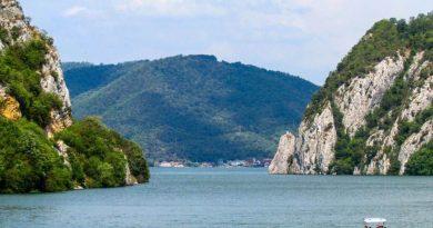 De vizitat în România: Cazanele Dunării