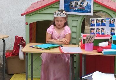 Toth Sofia, locul 1 pe judeţ la concursul Cel mai bun povestitor