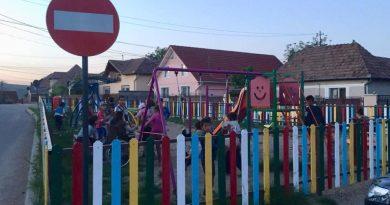 Un nou regulament pentru locurile de joacă la Târnăveni