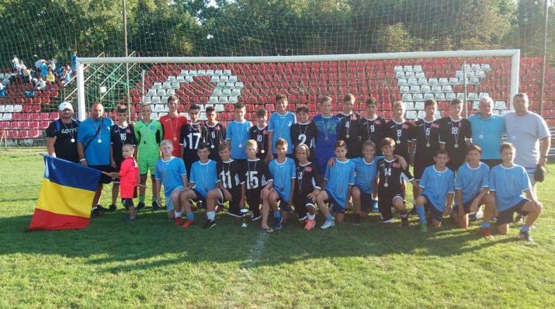 2.0 Fotbalişti din Târnăveni, locul 1 la Debrecen cu lotul judeţean