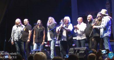 (Video) Cenaclul Flacăra la Târgu Mureş