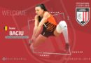 Târnăveneanca Ioana Baciu, a treia voleibalistă a ţării