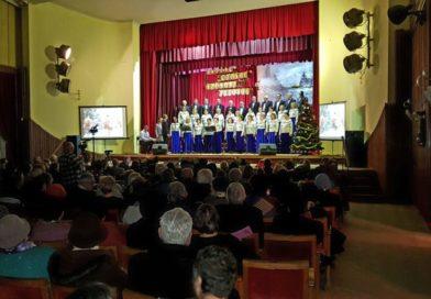(Video) Concert de colinde cu Corala Amicii