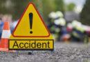 Țeavă de gaz ruptă în urma unui accident la Gănești