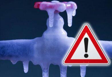 Protejează-ți conductele de apă iarna aceasta