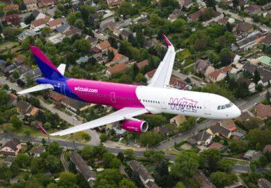 Wizz Air introduce ruta Târgu Mureș-Roma