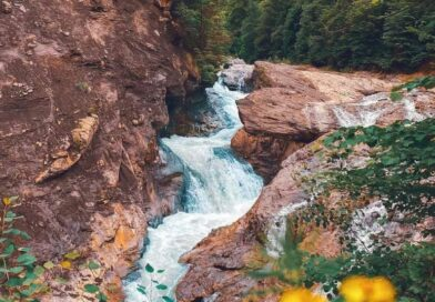 Rezervația naturală Cascada Putnei