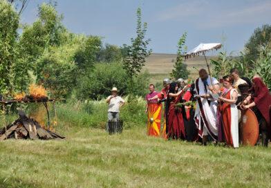 Statuia lui Jupiter Ammon, descoperită la Călugăreni, va fi expusă doar cu ocazia Festivalului 9R