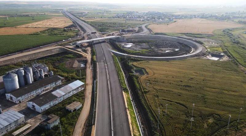 (Video) Stadiul lucrărilor pe A3 Targu Mures-Ungheni