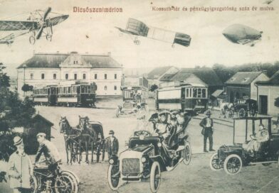 #tarnaveniulvechi -Cum își imaginau viitorul Târnăveniului localnicii de la începutul secolului XX